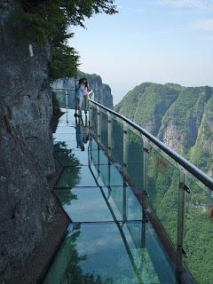 Tianmen Glass Bridge