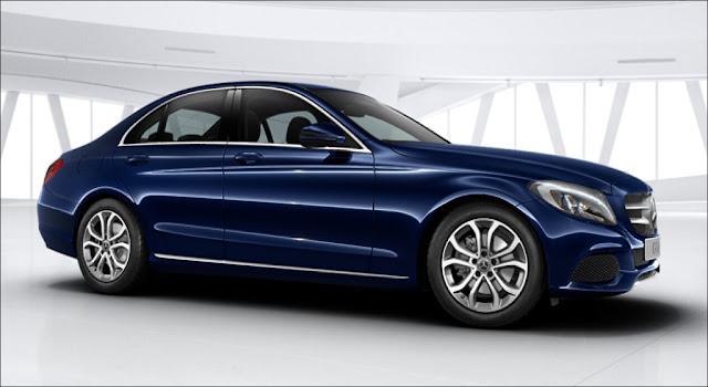 Mercedes C200 2018 là chiếc sedan thiết kế thể thao nhưng không kém phần sang trọng