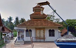 Masjid Dusun Pucung Wetan Hadiwarno Ngadirojo Pacitan