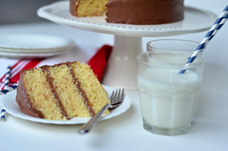 Fragile Layer Cake