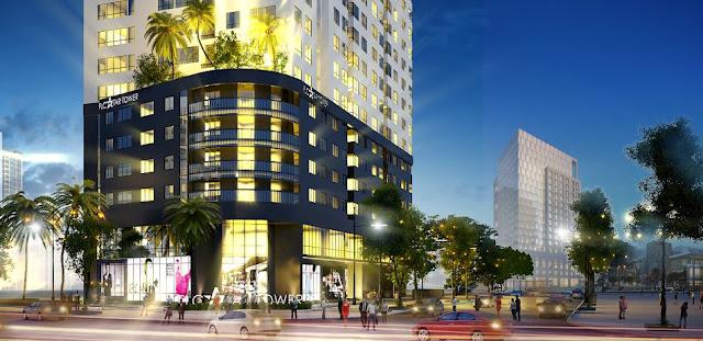 Tổng quan dự án chung cư FLC Star Tower