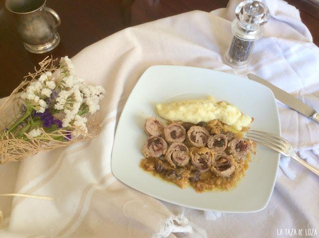 Involtini-rellenos-de-pasas-piñones-y-mozzarella