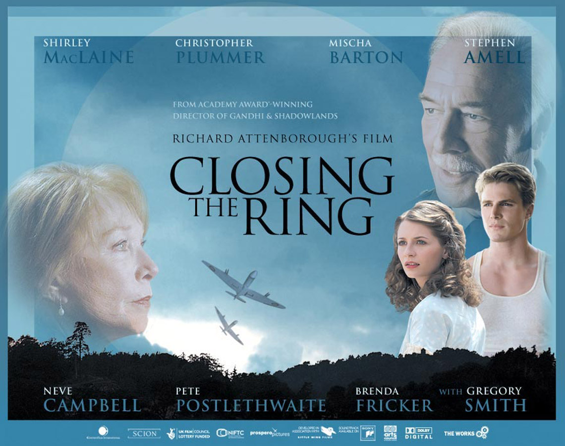 Movie Posters 2007: MOVIE POSTERS: CLOSING RING (2007