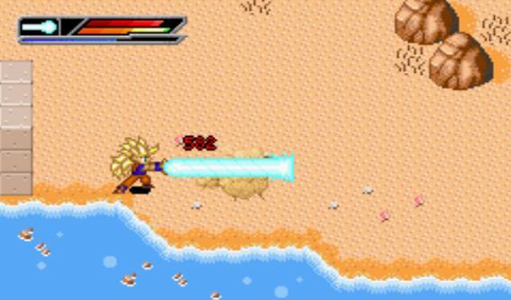Dragonball Z - Buu's Fury ROM | GBA ROMS DOWNLOAD