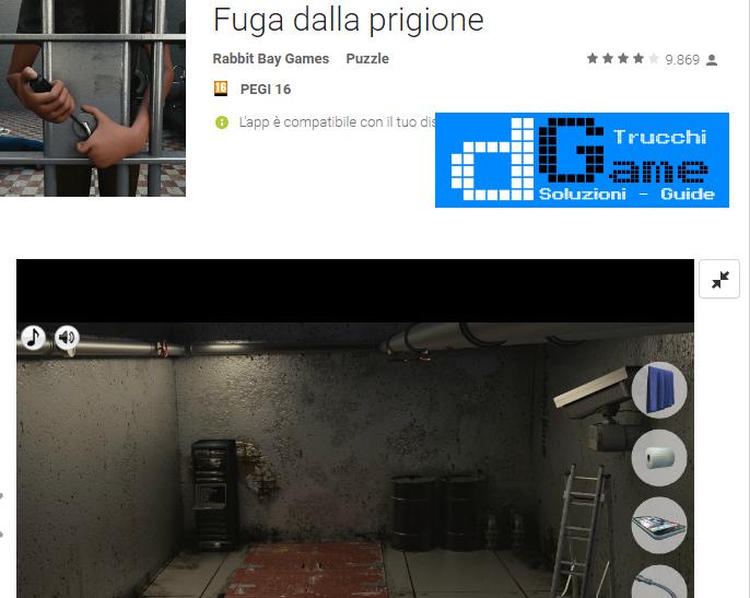 Trucchi Escape Prison Mod Apk Android v4.0