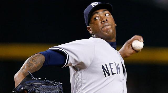 El lanzallamas cubano es el arma clave del bullpen de los Yankees