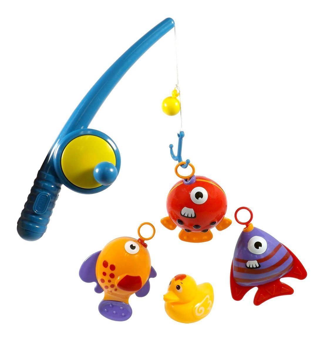 Not just another southern gal powertrc hook and reel for Fishing toy set