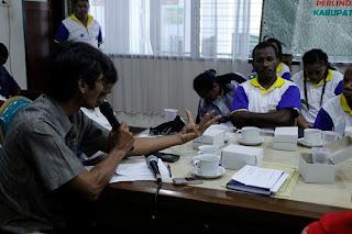 BP3AKB Tambrauw Sambangi Kota Pekalongan, Ini Yang Ingin Mereka Pelajari