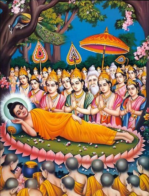 [Phụ Bản 2] Kinh Suy Đồi (Parabhava Sutta)- ĐỨC PHẬT và PHẬT PHÁP - Đạo Phật Nguyên Thủy (Đạo Bụt Nguyên Thủy)