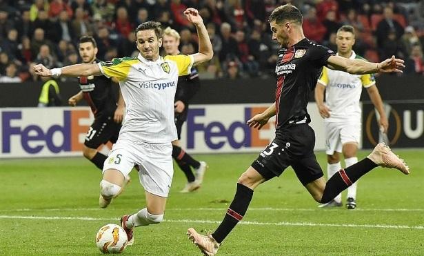 AEK Larnaca vs Leverkusen