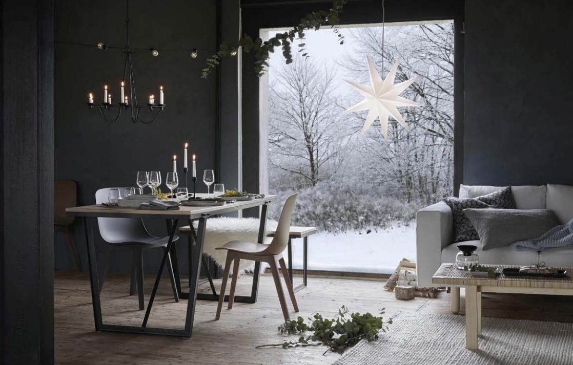 esta navidad 2017 decora tu hogar con ikea - Decora Tu Hogar