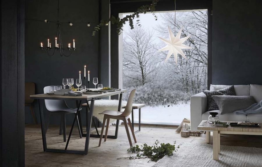 Esta Navidad 2017 decora tu hogar con Ikea