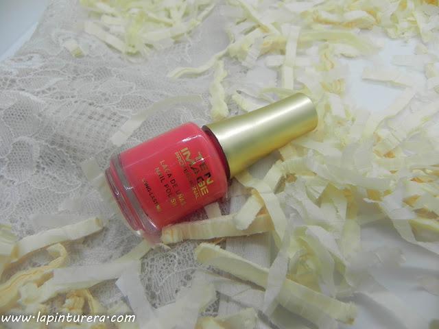 esmalte hibiscus