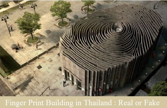 finger print building in thailand