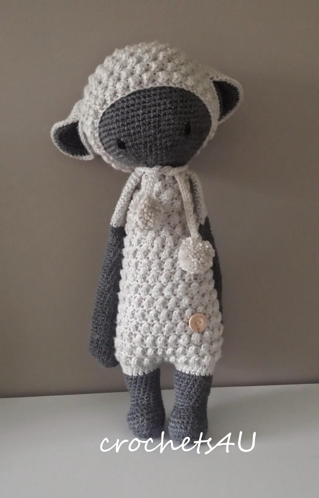 Crochets4u Mijn Eerste Lalylala