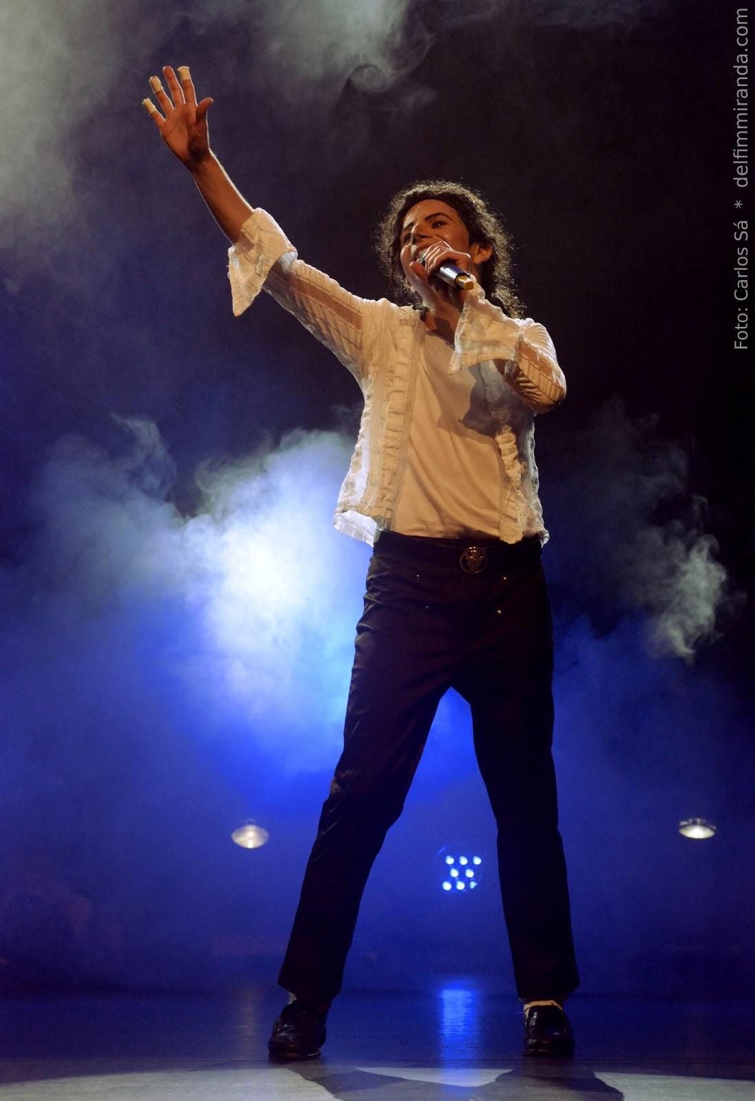 Delfim Miranda - Michael Jackson Tribute - Slow - Live on Stage