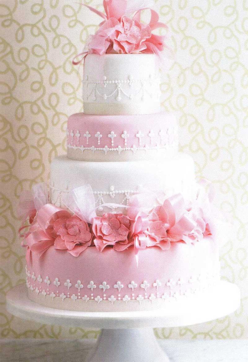 Pin Rias Pengantin Cake On Pinterest
