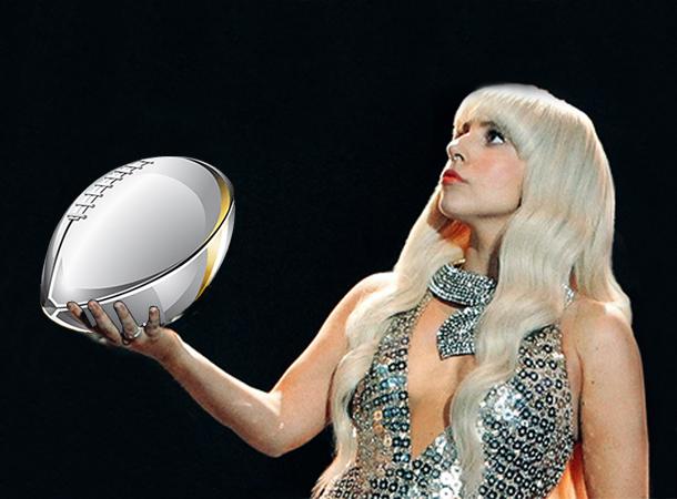 Lady Gaga to Sing 'National Anthem' at The Super Bowl