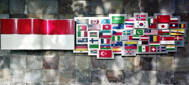 INFORMASI TEMPAT OBJEK WISATA MONUMEN ACEH THANKS TO THE WORLD KOTA BANDA ACEH PROVINSI NANGGROE ACEH DARUSSALAM (NAD)