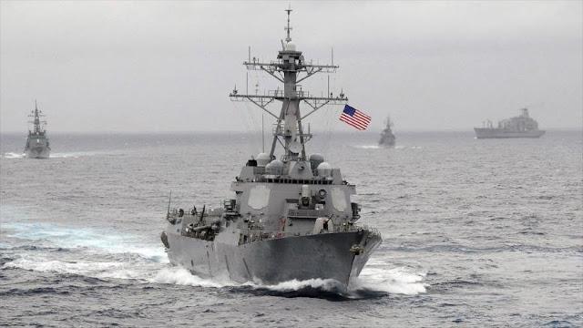 """""""EEUU necesita buques modernos para hacer frente a Rusia y China"""""""