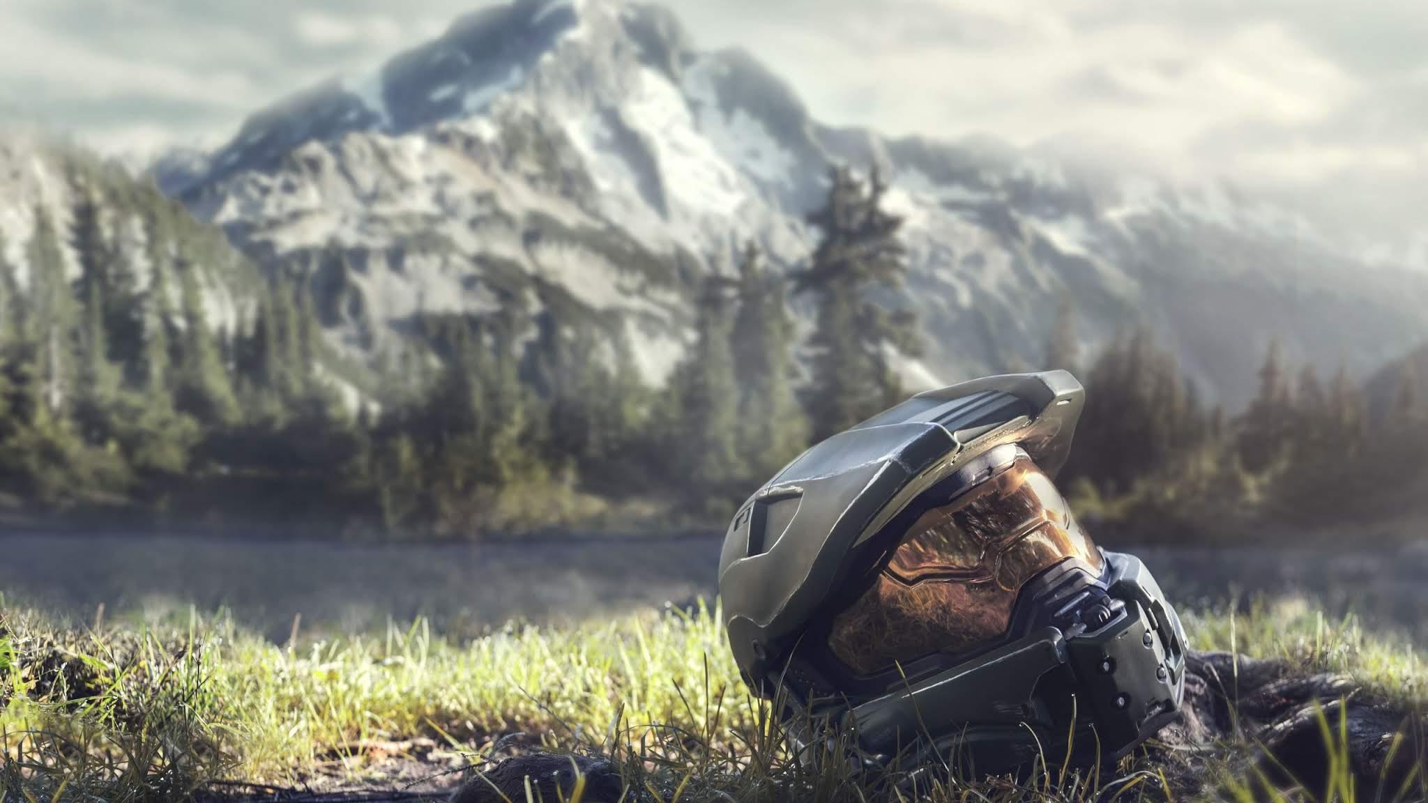 Master Chief Halo Helmet