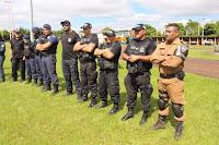 Guarda Municipal de Toledo (PR) realiza Curso de Ações Táticas com Cães K9