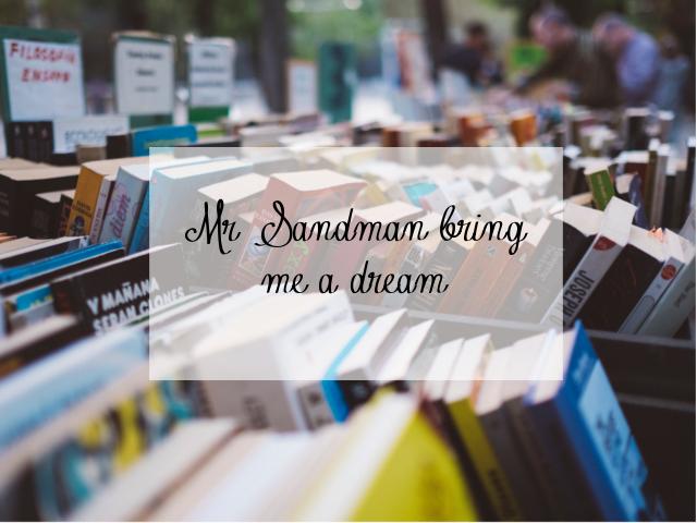 Mr Sandman bring me a dream (#2): i miei acquisti al SalTo