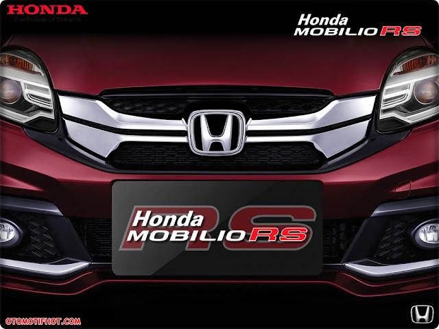 Spesifikasi dan Harga Honda Mobilio RS Terbaru 2016