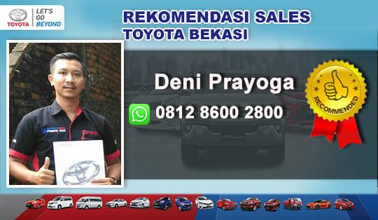Toyota Puri Gading Jatiwarna Bekasi