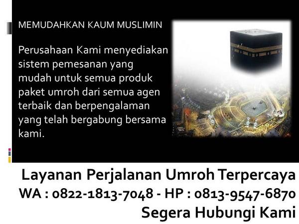 travel umroh full ramadhan 2018 bandung