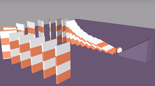 Stereopixol: Bullet Physics Dynamics Tutorial in Autodesk Maya