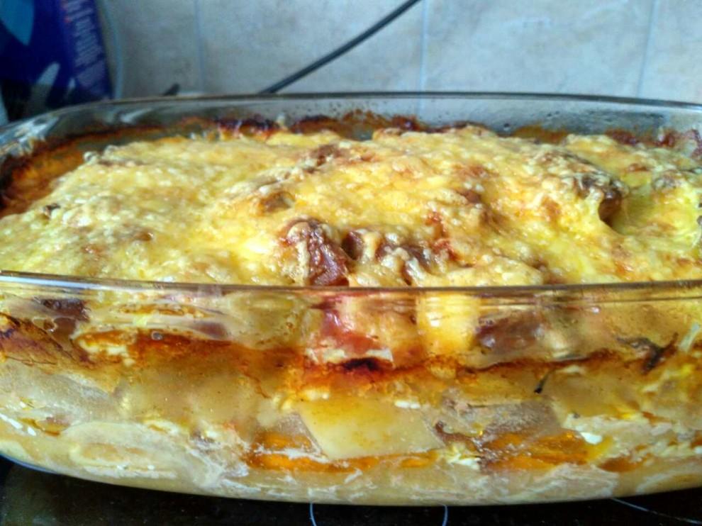 видео рецепт мясо под шубой в духовке