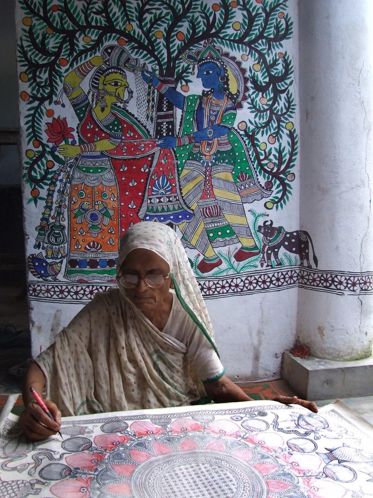 Heritage Bihar Mad About Madhubani