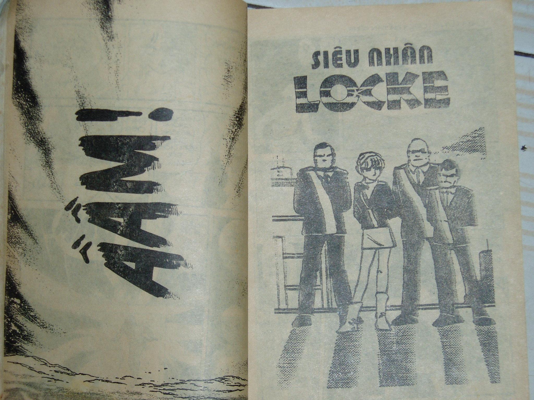 Siêu nhân Locke vol 13 trang 16