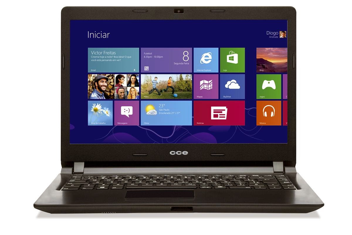 Notebook CCE Thin N325 Drivers Download