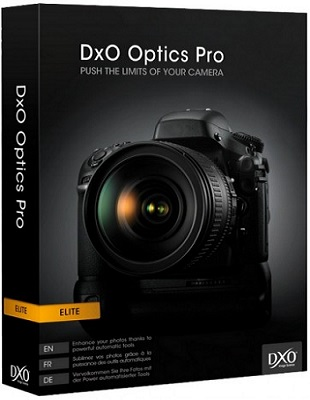 DxO Labs DxO Optics Pro v11.4.0 Build 11979 poster box cover