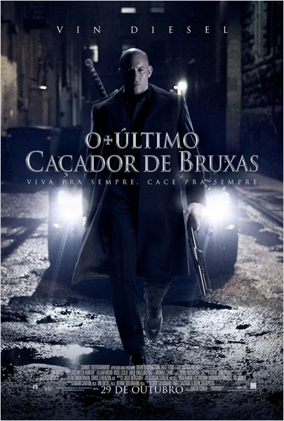 O Último Caçador de Bruxas – Dublado (2015)