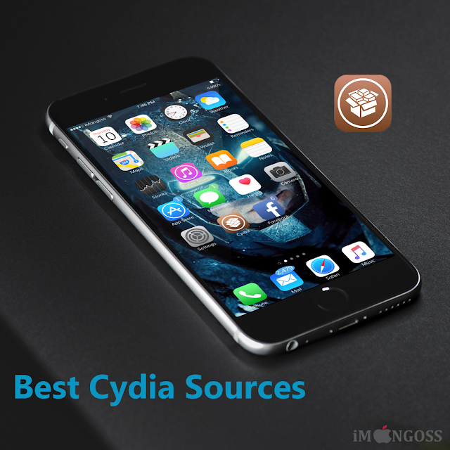 There are many more Cydia sources/repo for iOS 10, iOS 9 and lower which I listed as a best 2017 Cydia sources/repo for jailbroken iPhone, iPad and iPod touch