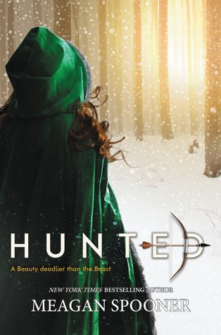 Hunted book cover