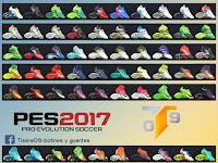 PES 2017 Assignments Update untuk Tisera Bootpack