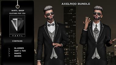 AXELROD BUNDLE -- VARTL SHOP