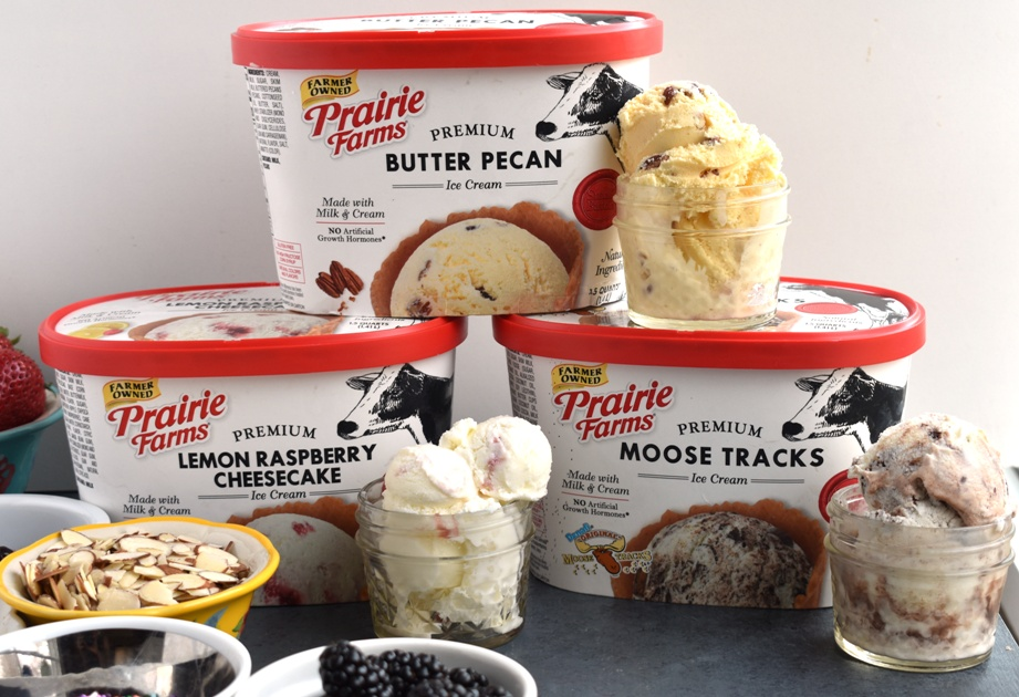 Prairie Farms Premium Small Batch Ice Cream