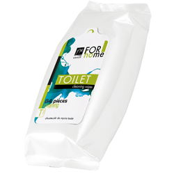 FM T002 Chusteczki do mycia toalet