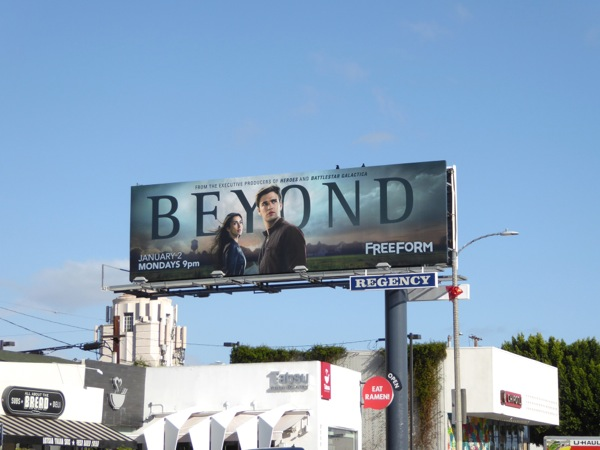 Beyond season 1 billboard