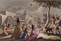 Затмения Солнца и Луны, в астрологии. Елена Зимовец