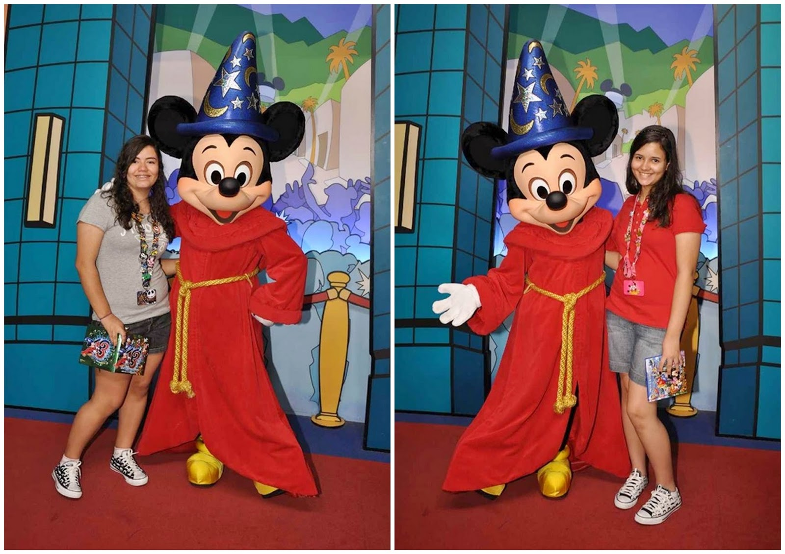 Hollywood Studios Mickey Mouse