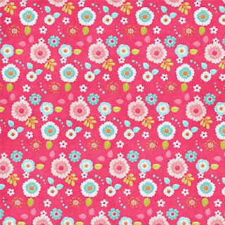 Flowered  Papers of the Sweet Cute Lovely Owls Clipart.