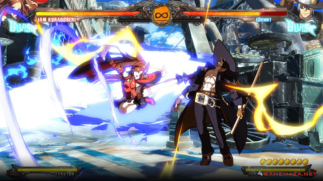 Guilty Gear XRD Gameplay Screenshot 3
