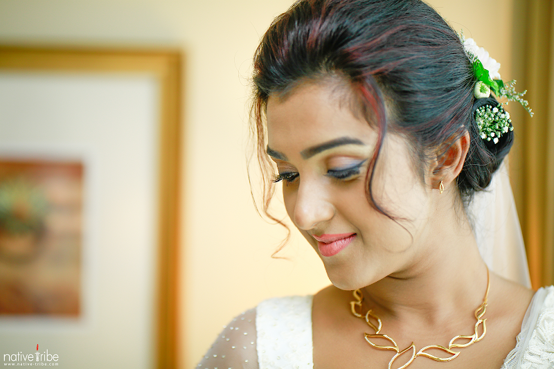 Himasha & Lashendra's wedding at Kingsburry, Colombo