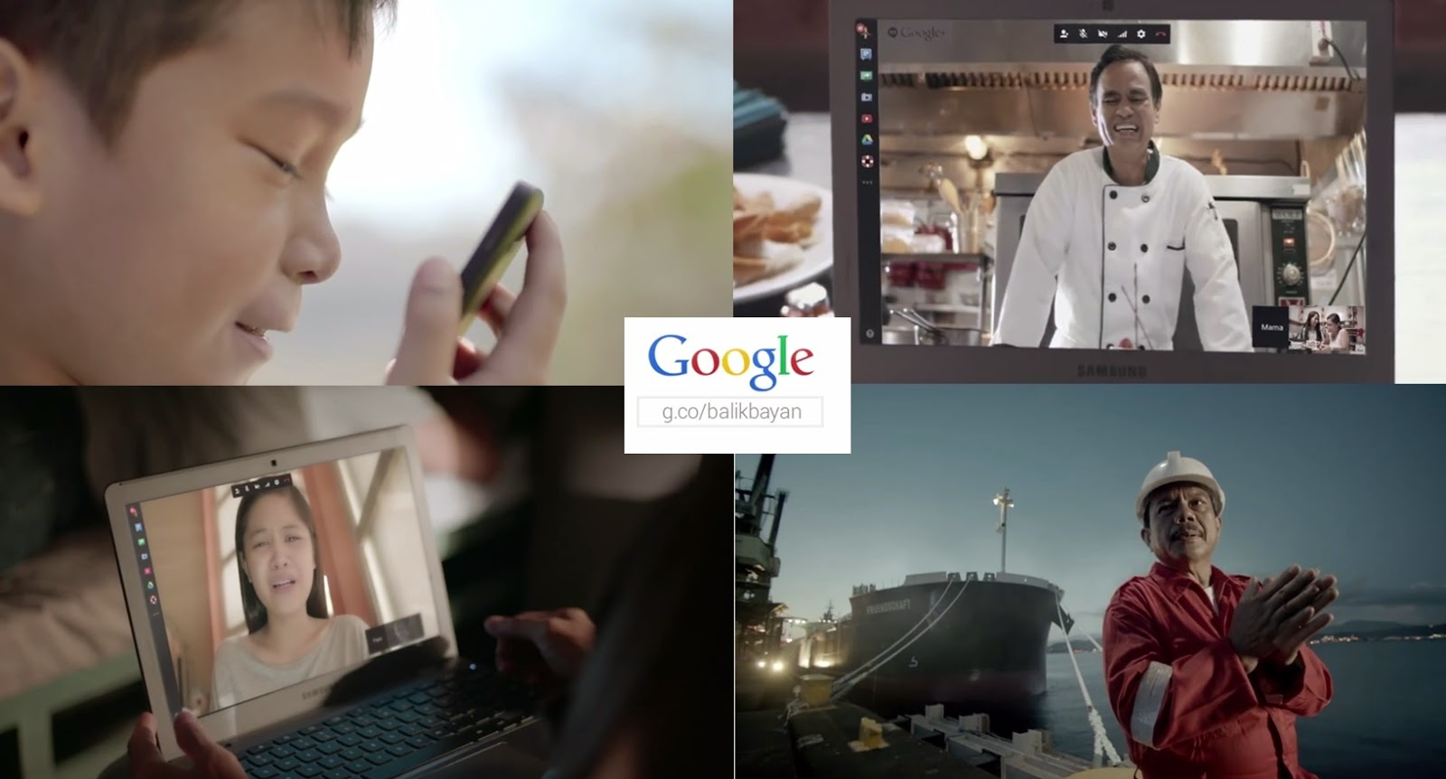 Google Philippines heartwarming video ad on OFWs now viral